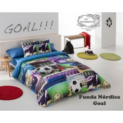 Funda nórdica Goal